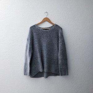 Cotton On Gray Chunky Sweater